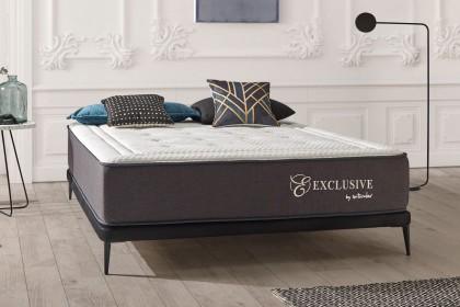 Con una concepción Naturalex ® única que se podría encontrar en colchones de hoteles de lujo como Hilton o Ritz, es un modelo híbrido que combina entre las mejores tecnologías de alta gama.