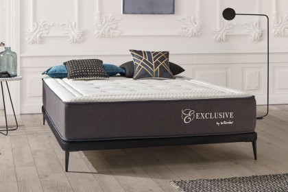 With a unique Naturalex ® design that could be found in luxury hotel mattresses such as Hilton or Ritz, it is a hybrid model combining among the best high-end technologies