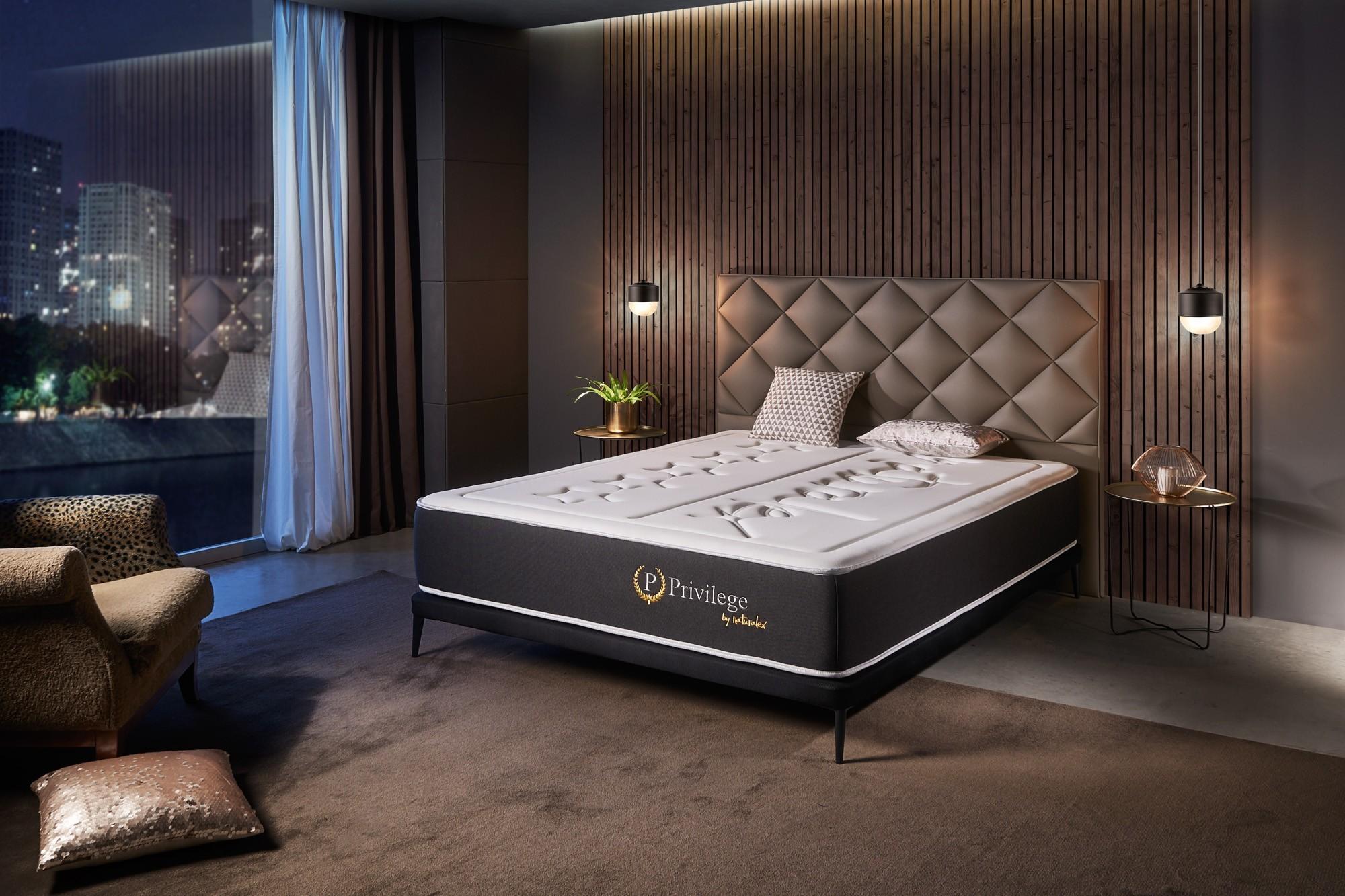 Privilege High-End Memory foam mattress - 30 cm | Naturalex®