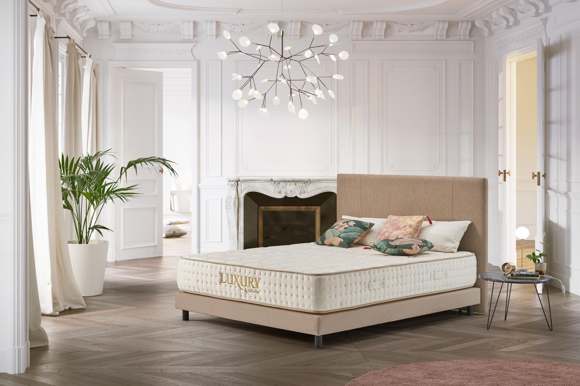 Luxury Mattress | Memory Foam | Latex | Thickness: 30 cm | Naturalex®
