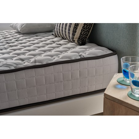 A very great sleeping comfort because the muscles relax which allows the body to relax more easily.