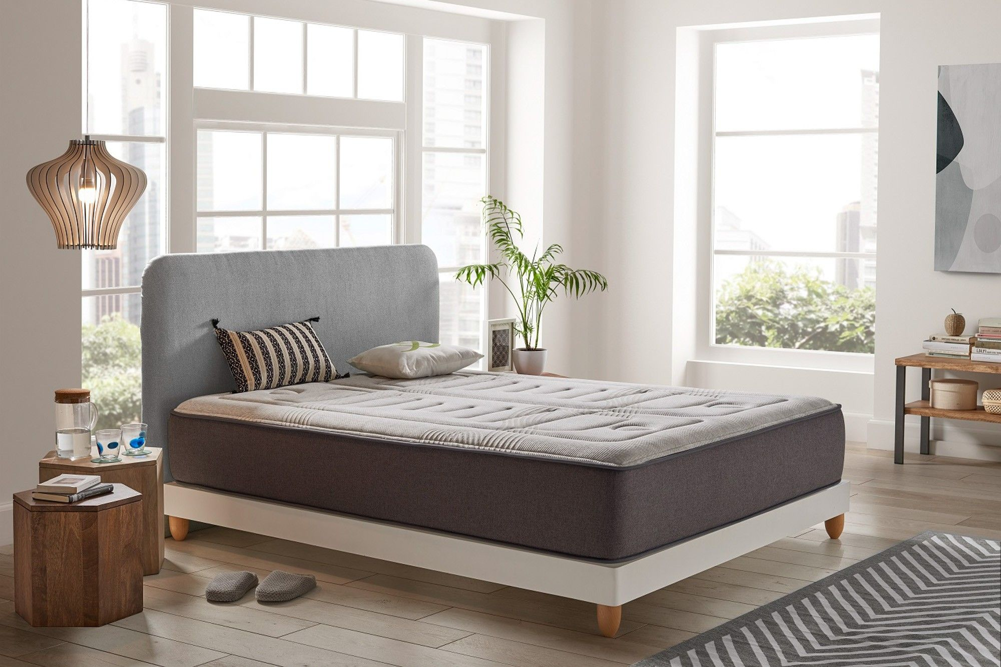 Matelas JUPITER à mémoire de forme haut de gamme - 30 cm | Cosmos® Bedding