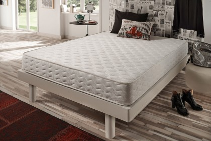 Naturalex has developed the Focus model with the priority of offering a comfortable and durable mattress at the best price.