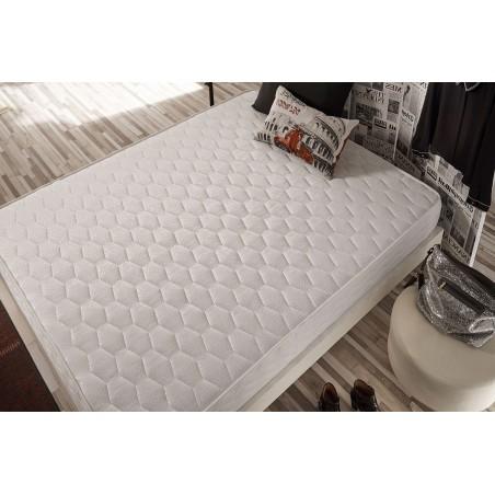 Il soulage les points de pression du corps en s'adaptant à votre morphologie pour un sommeil paisible et confortable.
