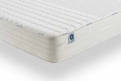 FibraFeel V300 technology allows the mattress to regulate perspiration thanks to its high capacity to absorb moisture.