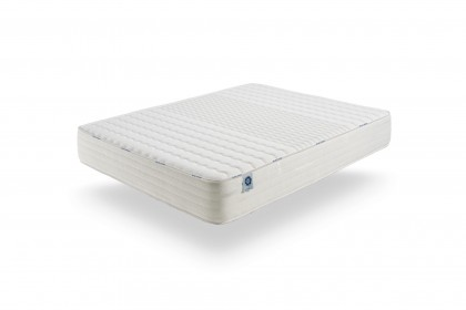 Compuesto por espuma Memosoft V30, un nuevo material ultra transpirable, proporciona una bienvenida suave y una comodidad óptima.