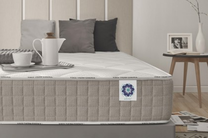 The Summum mattress is particularly durable, it always returns to its original shape, even after many nights.