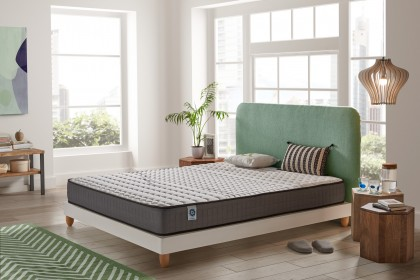 Thermosoft memory foam is the latest addition to Naturalex technologies in terms of comfort and adaptability.