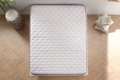 Dispose d'une régulation thermique qui vous permettra de dormir aussi bien en été qu'en hiver.
