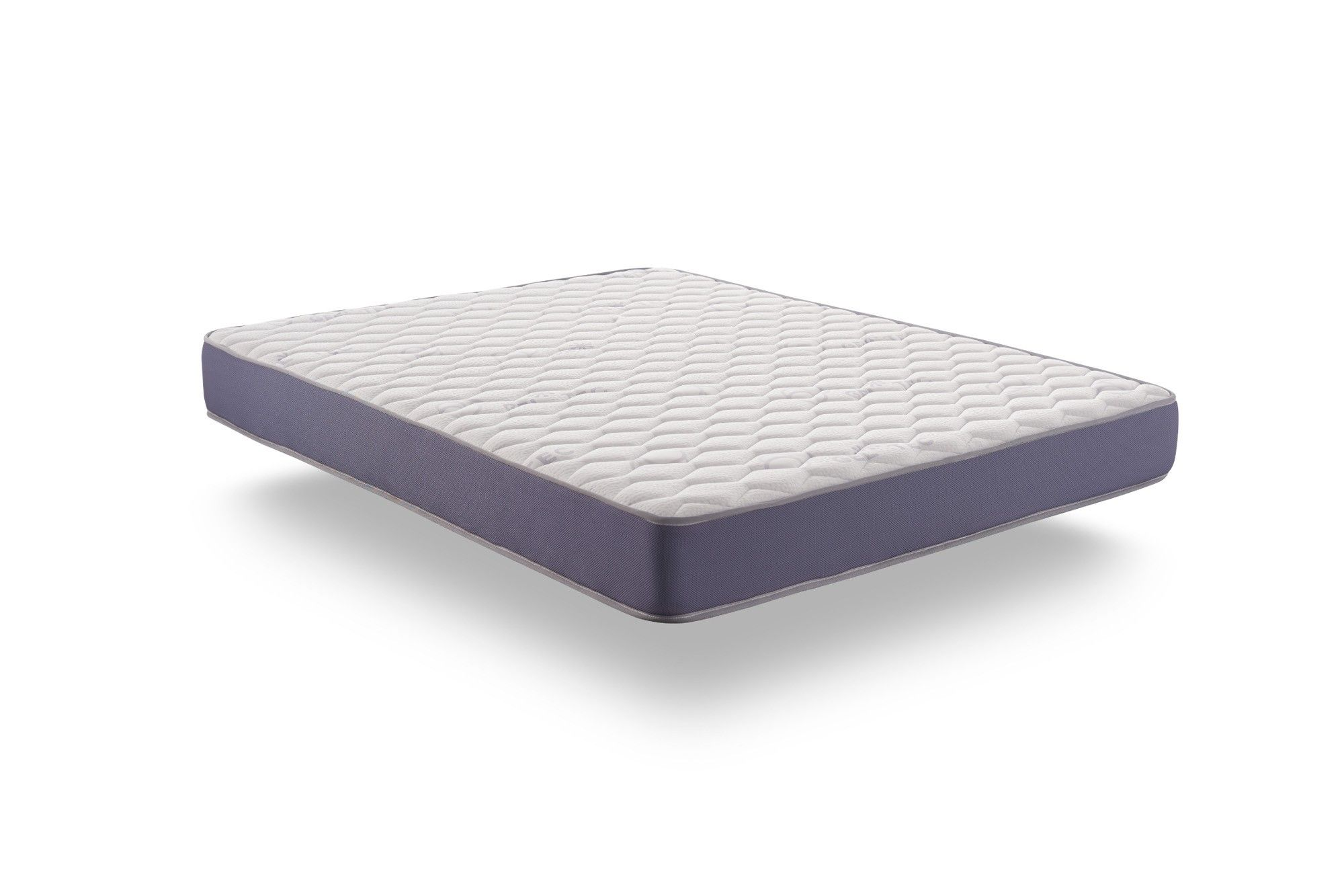 The winter side with a layer of the new Memofresh v60 memory foam maintains an ideal temperature when the body is in contact with the mattress.