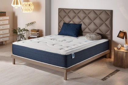 An extraordinary bed for a healthy and restful sleep.
