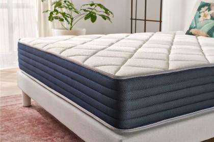 Su núcleo de poliuretano AreaPur HQ proporciona un soporte firme para garantizar un descanso cómodo, fresco y saludable.