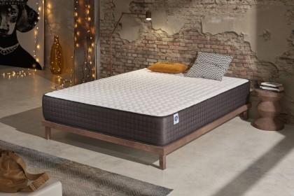 Il connubio ideale tra lattice e viscoelastico ti offre il riposo perfetto per tutta la famiglia.