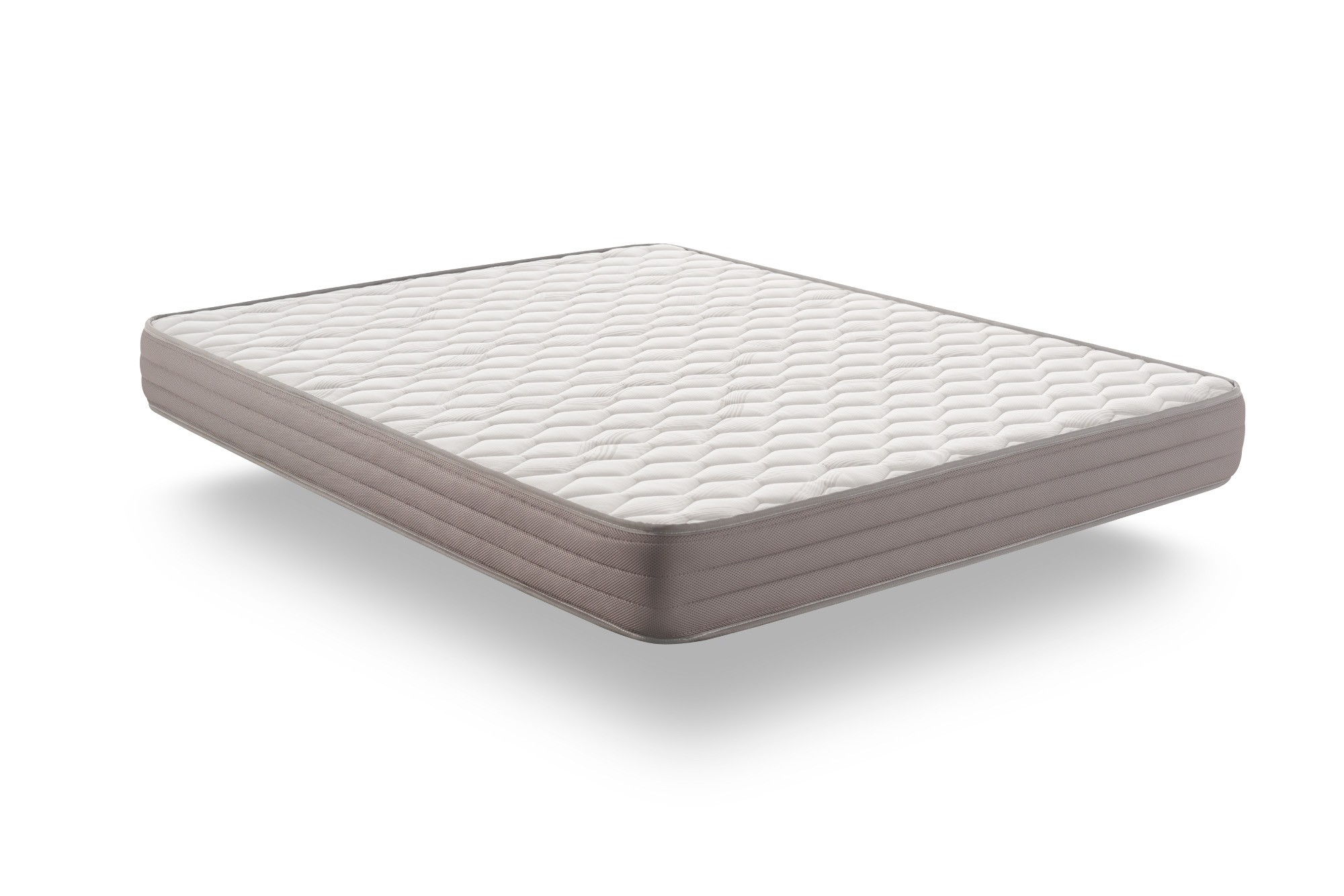 In the winter side, FibraFeel V300 fibers allow the mattress to regulate perspiration thanks to the feeling of freshness and its strong absorption of humidity.