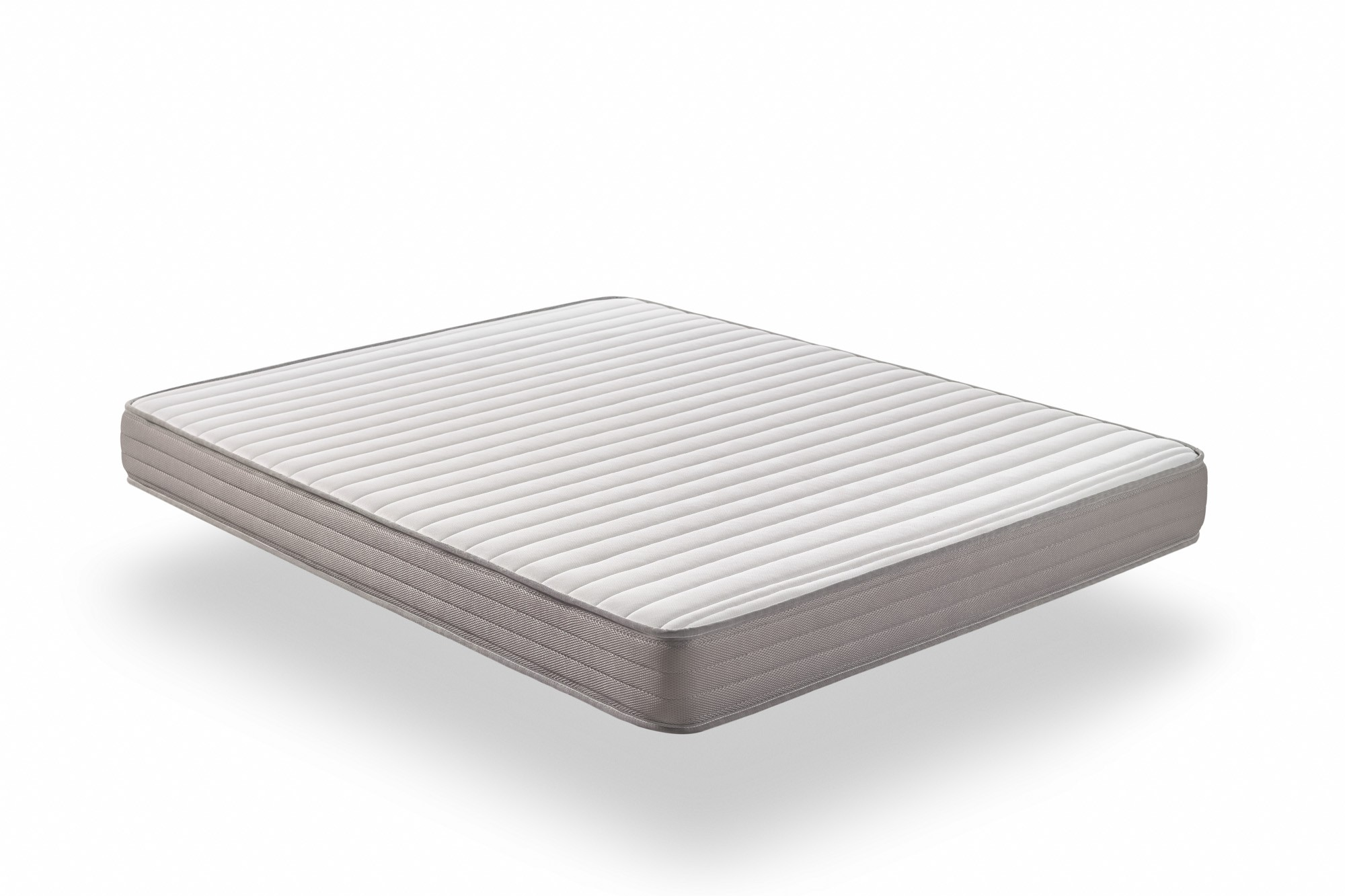 The side has been fitted with the Airfresh system which allows perfect air circulation between the fabrics and prevents any concentration of humidity in the mattress.
