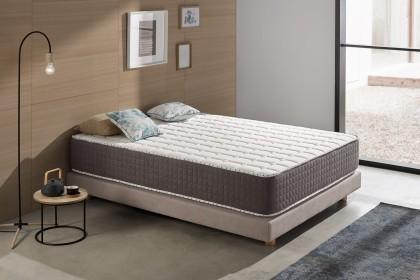 No más sensaciones de calor en el colchón, dormirás tan bien en verano como en invierno.