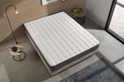 The mattress will stay at an ideal temperature to help you find and ensure a good quality of sleep.