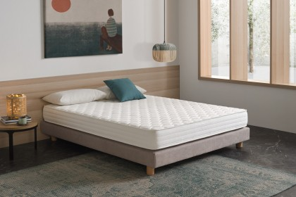 The Supratex has been designed to offer the best possible quality / durability / price ratio and provide 100% restful sleep.