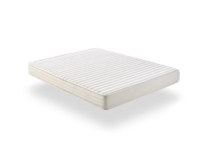 Gracias al sistema Blue-Latex®, el Supratex está disponible en cuatro comodidades, equilibradas a muy firmes.