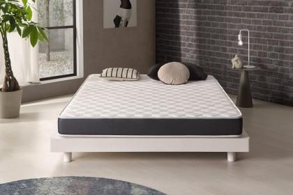 Het Ergo latex progressieve stevigheid is ontwikkeld als een kwalitatief, comfortabel en duurzaam matras.