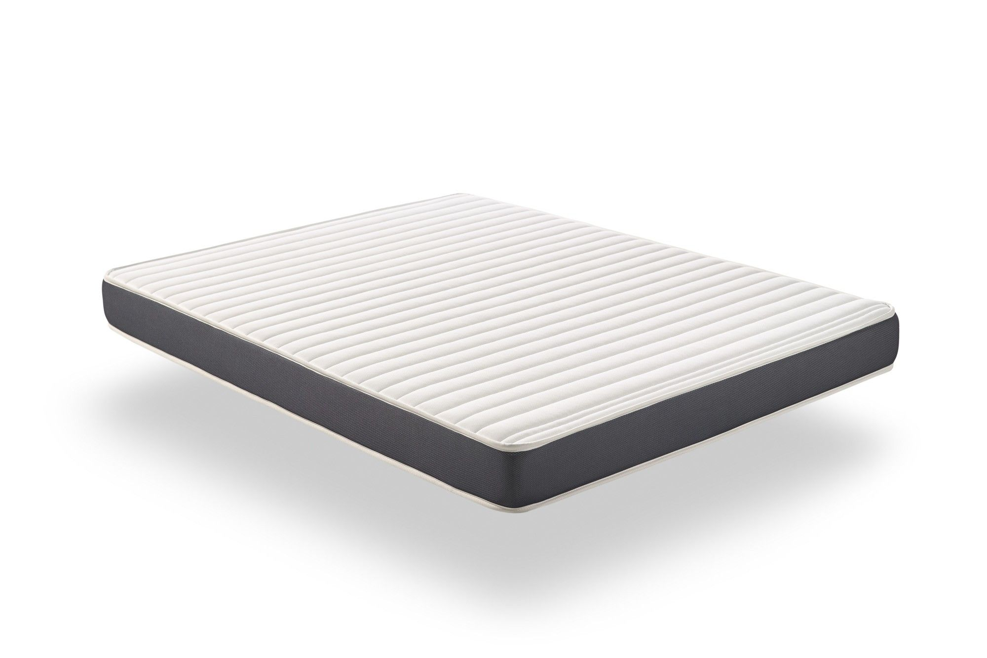 Winter side: Equipped with Airtex3D fabric providing a cooler welcome and better evacuating moisture and heat that can accumulate in the mattress.