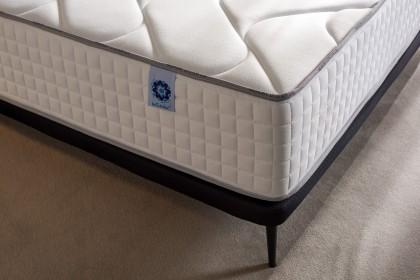 Gracias a una capa de nueva Viscotex , el colchón proporciona una mayor firmeza y te proporcionará un soporte perfecto.
