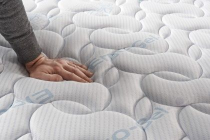 With sleeping independence, you and your partner won't be embarrassed if you move around during the night.