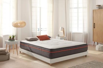 Profitez chaque nuit, grâce au Zen-Pur, d'un confort exceptionnel et d'une qualité de couchage unique !