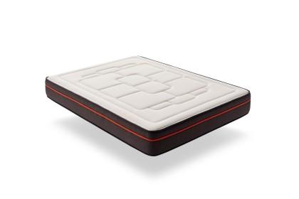 El Zen-Pur mejora la calidad del sueño y alivia la presión. Descanso firme con perfecta resiliencia.