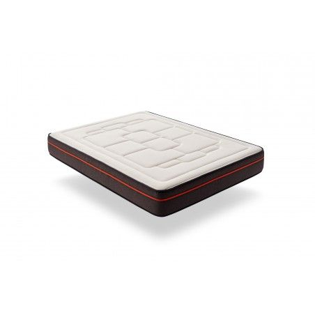 The Zen-Pur mattress improves the quality of sleep and relieves pressure. Firm rest with perfect resilience.