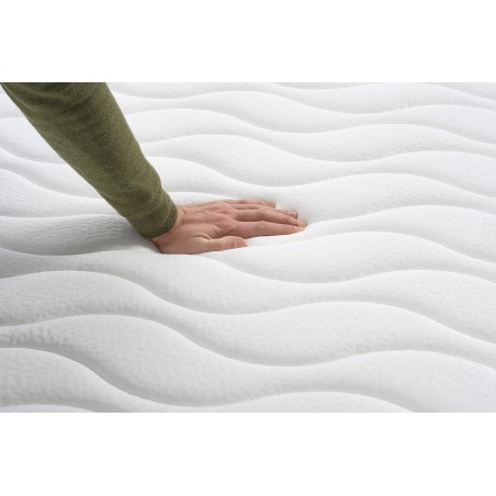 It will release the muscular and nervous tensions accumulated during the day for a totally restful sleep.