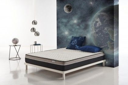Galaxy double-sided memory mattress has been designed using the latest generation Active Latex technique. Super comfort, summer and winter!
