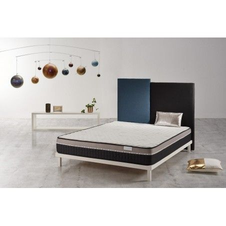 Visco V200 memory foam provides an extraordinary level of comfort. Adapts in an instant to the contours of your body and the comfort is felt from the first contact.