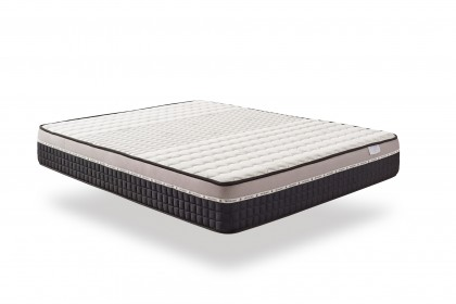 In the winter side, a latest generation material, Visco V200 memory foam is denser than traditional viscoelastic foams.
