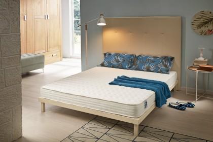 La composición del Soft Sensation se basa en la última innovación en cuanto a confort: el sistema Aero Latex