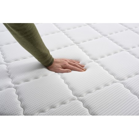 Whatever your build, your way of sleeping, whether you are alone or two in your bed, the Viscorelax mattress guarantees you unprecedented comfort and restful nights.