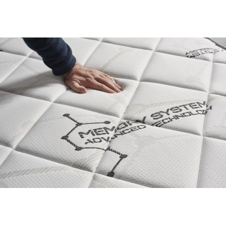 The fabrics used in the manufacture of Naturalex mattresses are all certified free of toxic substances by Oeko-Tex ®