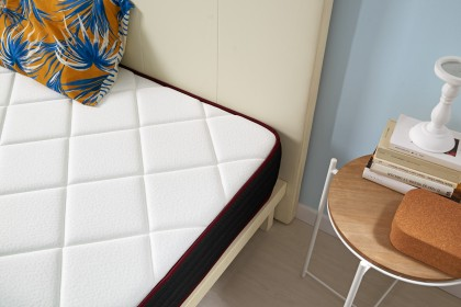 The premium foam core provides progressive support, without pressure and providing better ergonomic support.