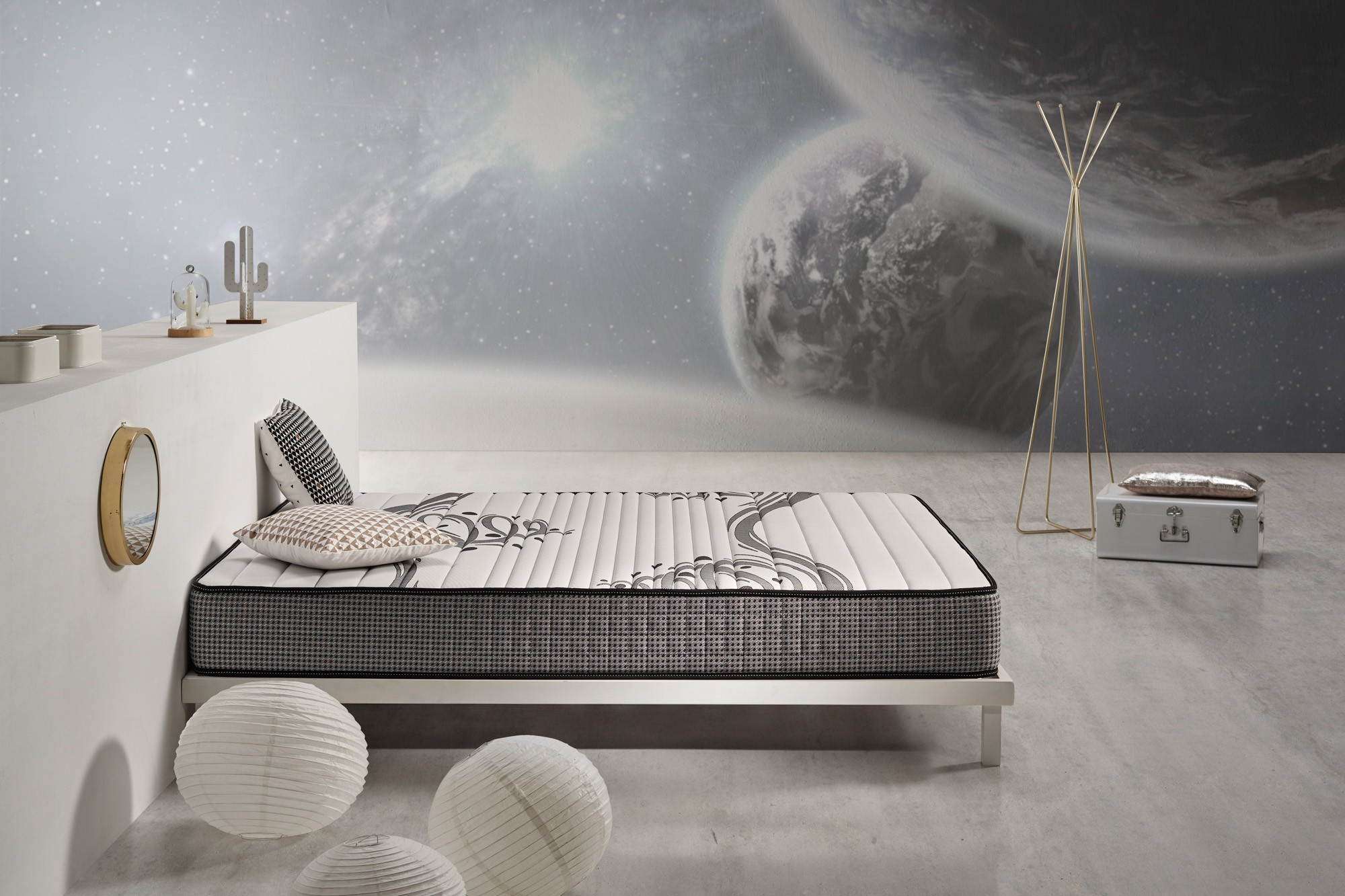 The layer of the new Viscotex memory foam adapts faster than other memory foam to the contours of your body,