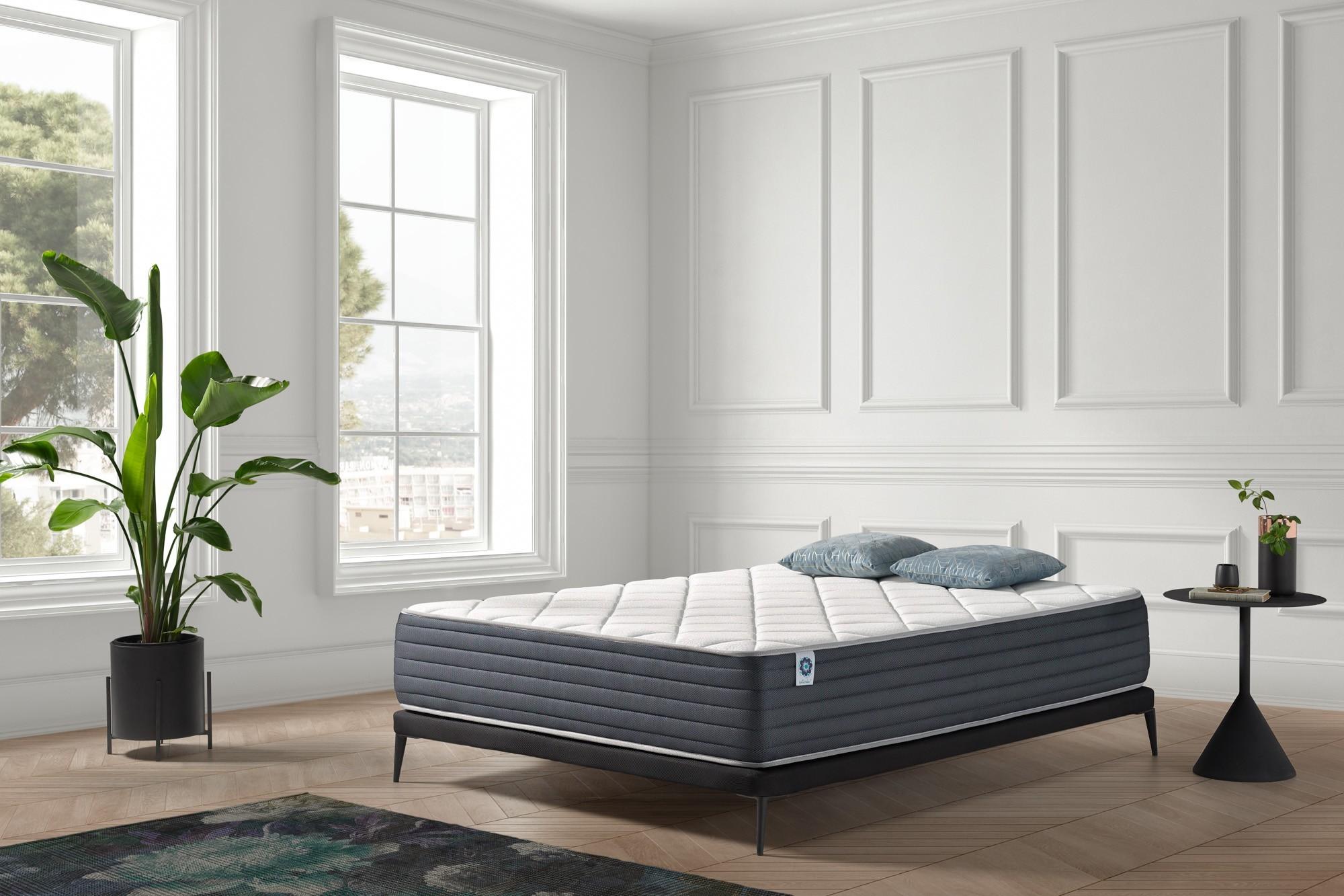 "Aura matras | Memory Foam On Both Sides | Naturalex | Dikte: 25 cm / 9,84"""