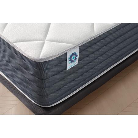 Armado con tela gruesa y aislante Soft Sensation con un peso más pesado Doble elasticidad extra suave de lujo para noches de invierno más cálidas.