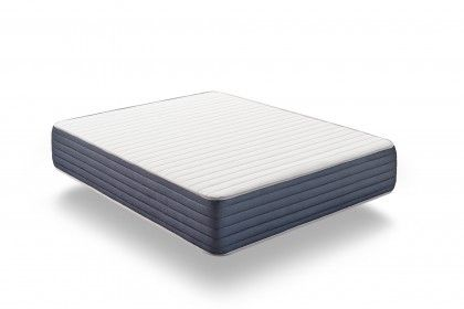 Summer side: Fitted with new generation high density ThermoSoft memory foam, with the property of thermoregulating.
