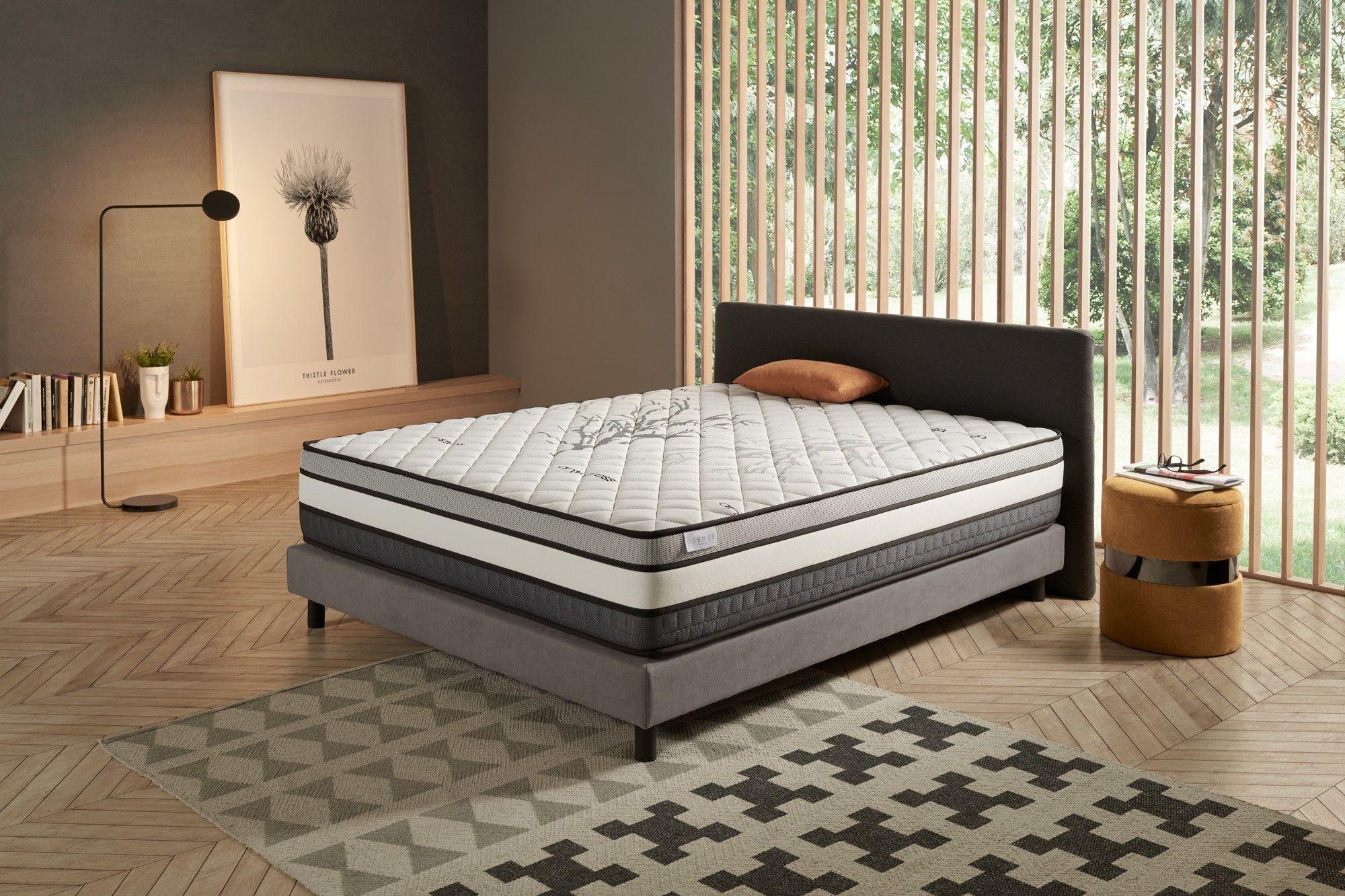 El colchón SOLAR es para las personas que le exigen la máxima calidad a su colchón.