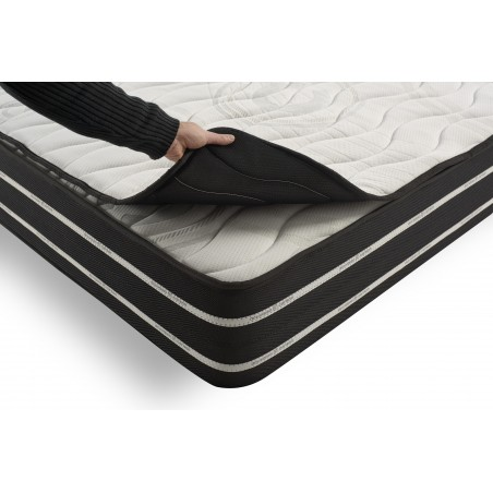 The extra soft Carbotex Double Stretch Deluxe fabric ensures a superior finish and durability.
