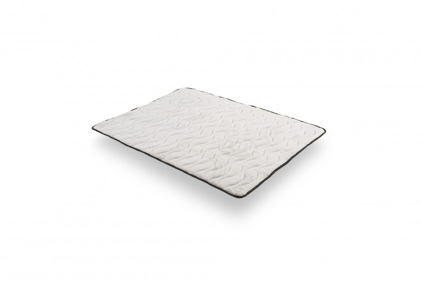 This frees up the parts of the body that exert more pressure on the mattress, such as the shoulders and hips, and provides adequate rest for the areas that exert less pressure, such as the feet and head.
