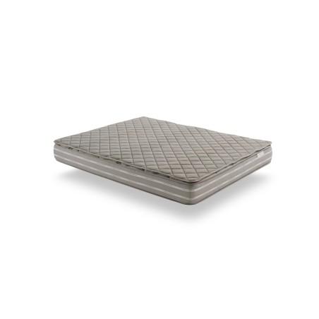 Visco V90 es más transpirable que otras espumas convencionales y ha sido especialmente diseñada para evitar la humedad en la ropa de cama y eliminar el calor.