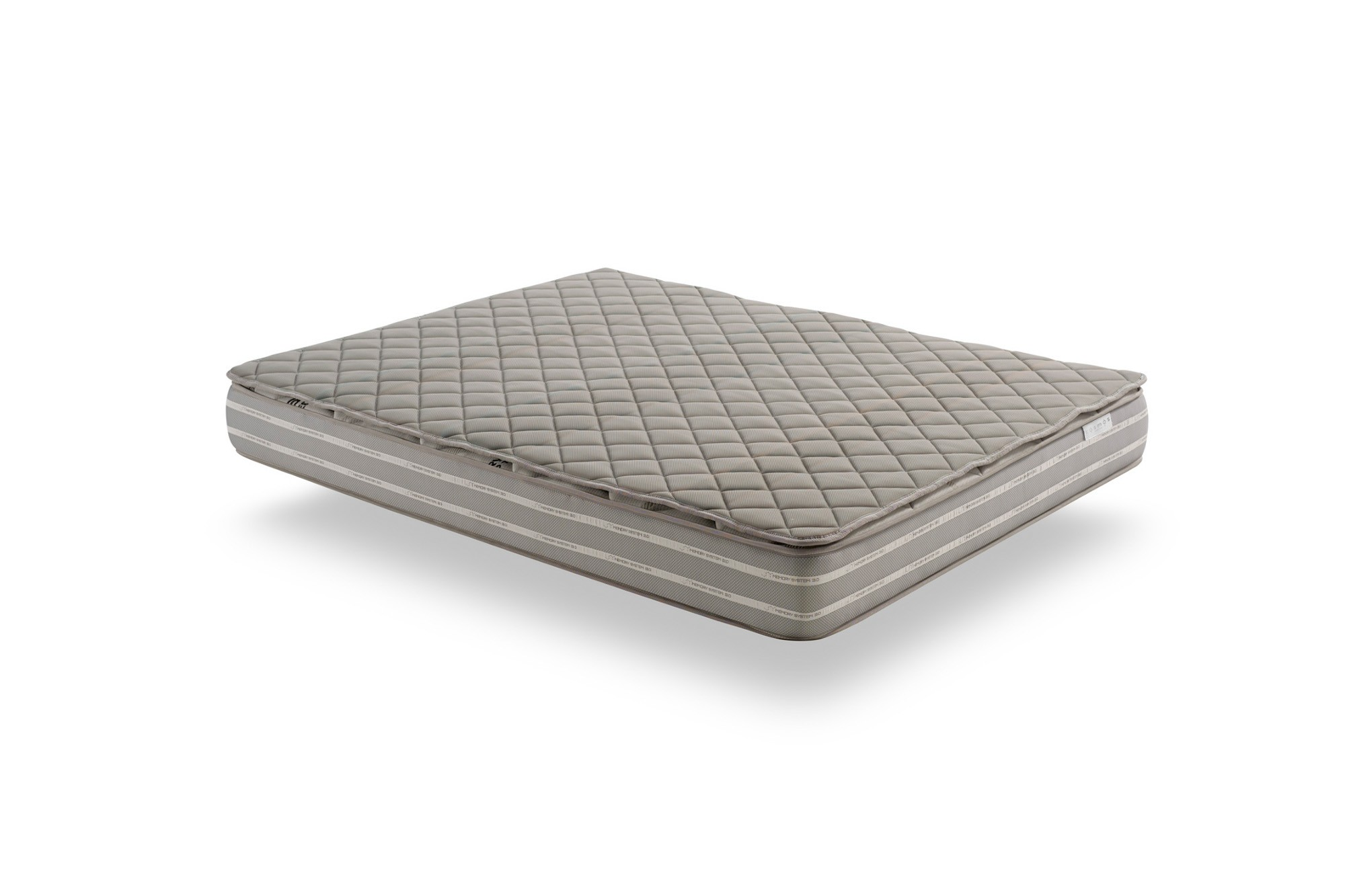 Visco V90 is more breathable than other conventional foams and has been specially designed to prevent dampness in bedding and remove heat.