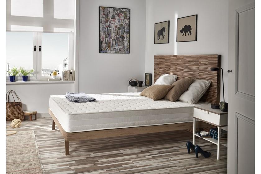 Matelas DELUXE en mousse à mémoire de forme haut confort - 20 cm | Naturalex®