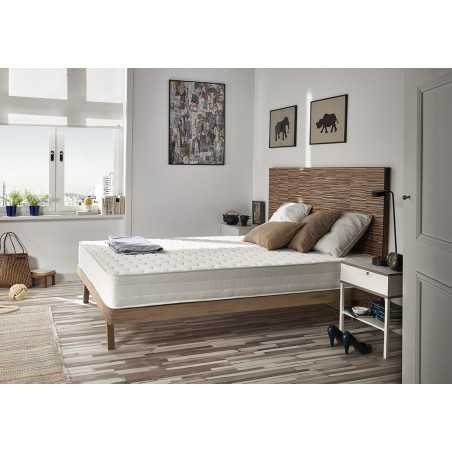 Deluxe Memory Foam Mattress | High Comfort | Naturalex | Thickness: 20 cm / 7.87""